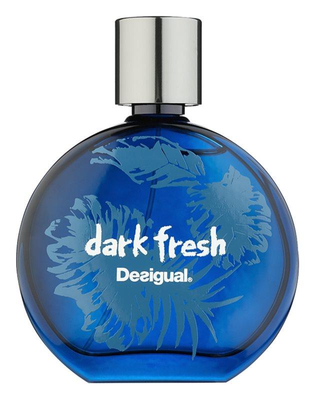 Desigual Dark Fresh woda toaletowa dla mężczyzn 100 ml