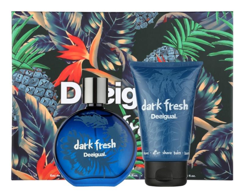Desigual Dark Fresh set cadou II.