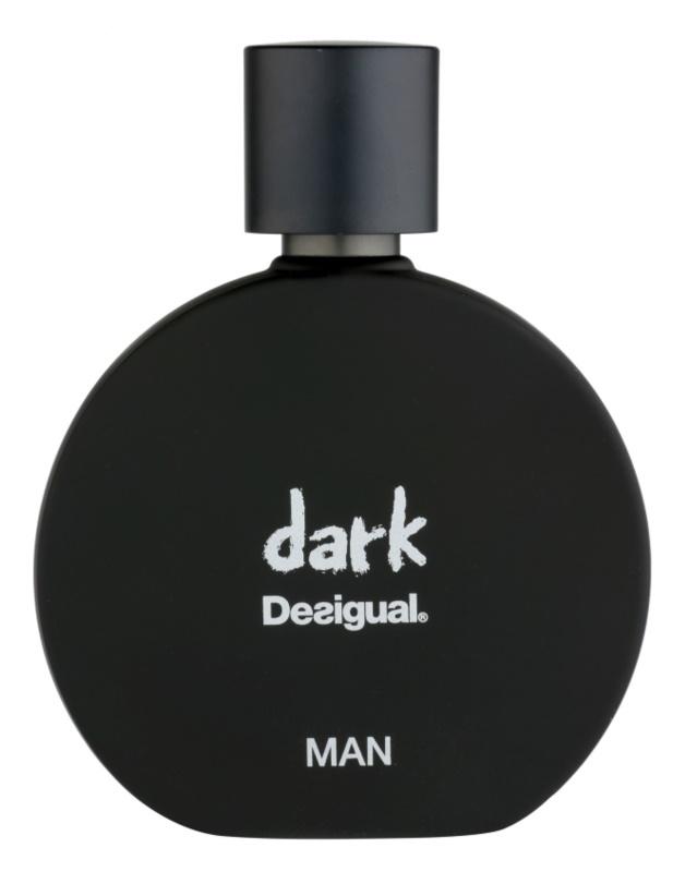 Desigual Dark eau de toilette pour homme 100 ml