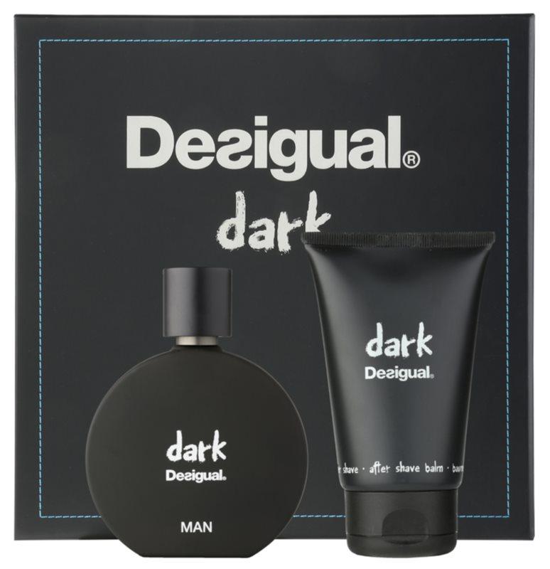 Desigual Dark Gift Set  I.