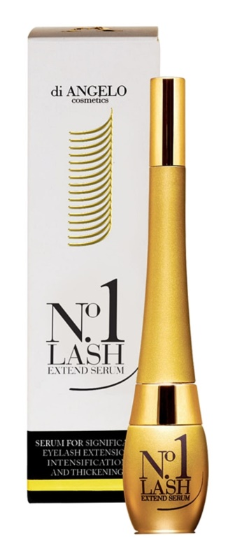Di Angelo Cosmetics No1 Lash sérum prolongateur de cils