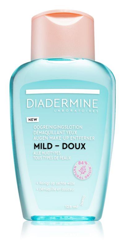 Diadermine Essentials osvežilni odstranjevalec ličil za oči za vse tipe kože
