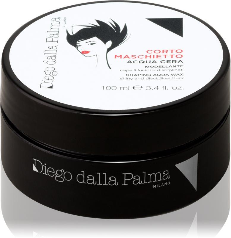 Diego dalla Palma Cortomaschietto vosek za oblikovanje las