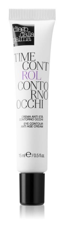 Diego dalla Palma Time Control gladilna krema za predel okoli oči