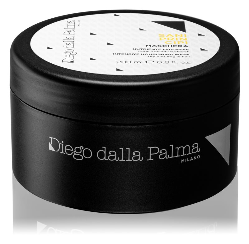 Diego dalla Palma Saniprincipi intenzivně vyživující maska pro suché a poškozené vlasy