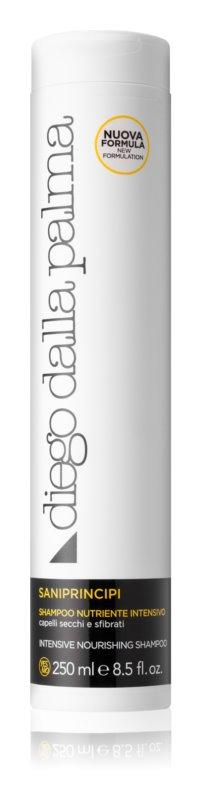 Diego dalla Palma Saniprincipi intenzívne vyživujúci šampón pre suché a slabé vlasy