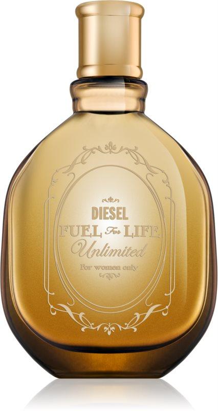 Diesel Fuel for Life Femme Unlimited Eau de Parfum für Damen 50 ml