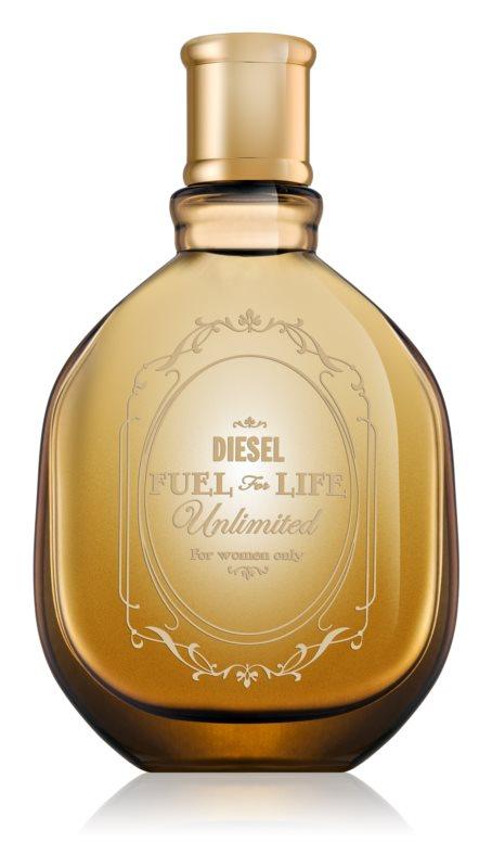 Diesel Fuel for Life Unlimited Eau de Parfum für Damen 50 ml