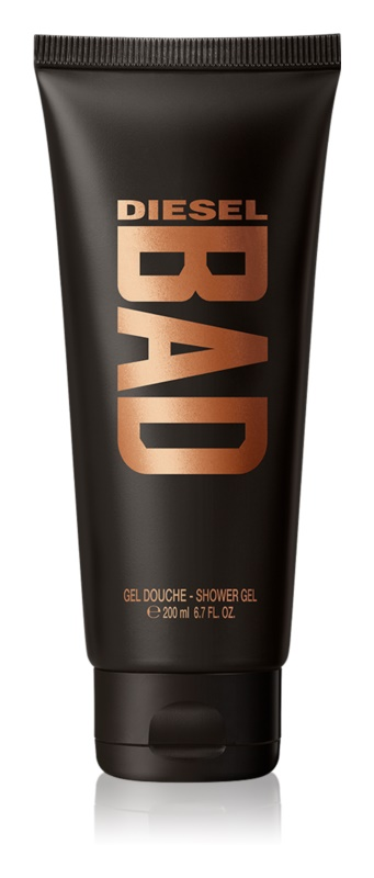 Diesel Bad Shower Gel for Men 200 ml