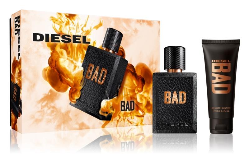 Diesel Bad coffret cadeau I.