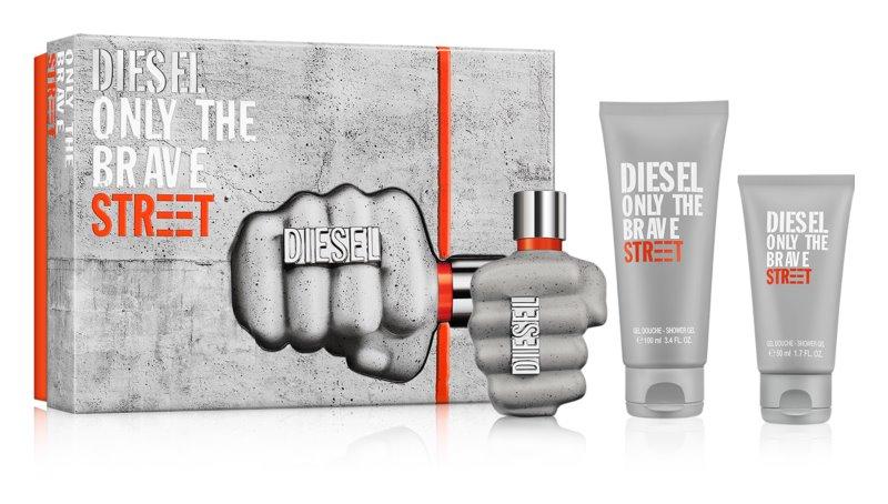 Diesel Only The Brave Street darčeková sada I.