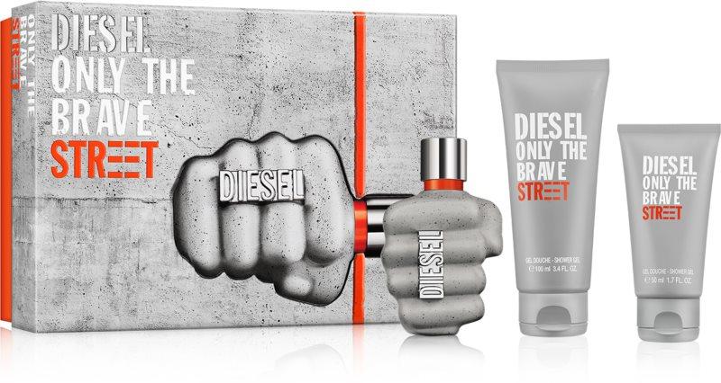 Diesel Only The Brave Street dárková sada I.