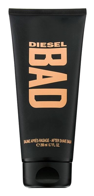 Diesel Bad balzám po holení pre mužov 200 ml