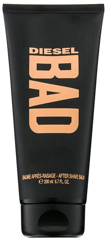 Diesel Bad Baume après-rasage pour homme 200 ml