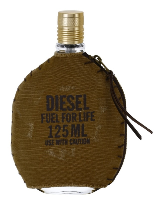 Diesel Fuel for Life Homme toaletná voda pre mužov 125 ml
