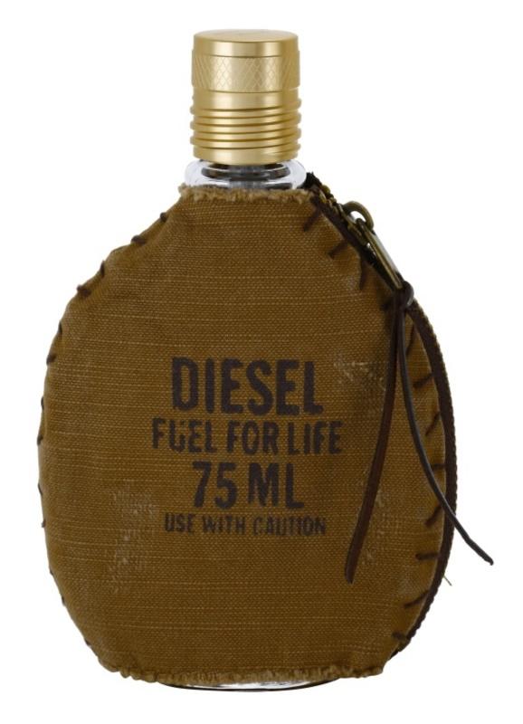 Diesel Fuel for Life toaletná voda pre mužov 75 ml