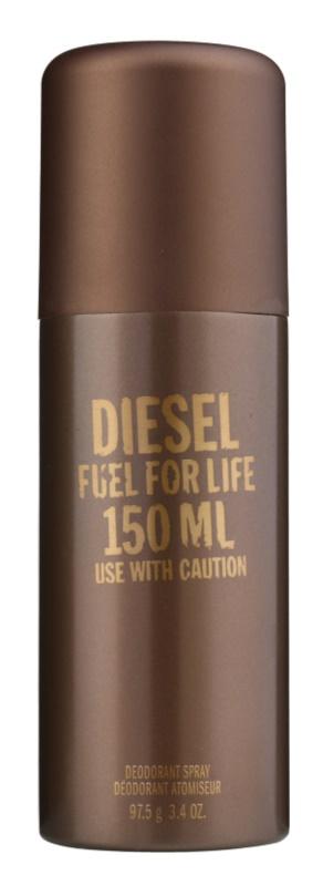 Diesel Fuel for Life Homme dezodor férfiaknak 150 ml
