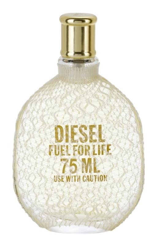 Diesel Fuel for Life парфумована вода для жінок 75 мл