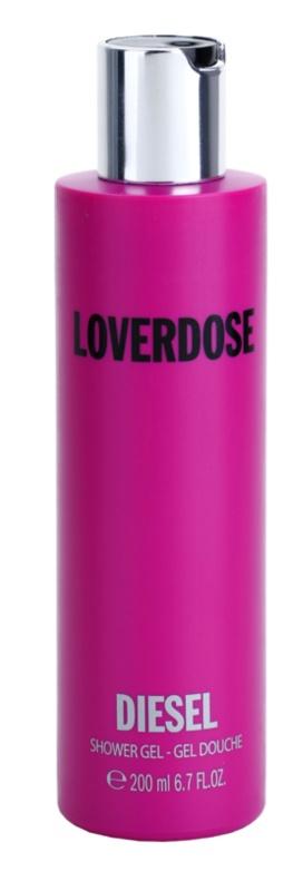 Diesel Loverdose gel doccia per donna 200 ml