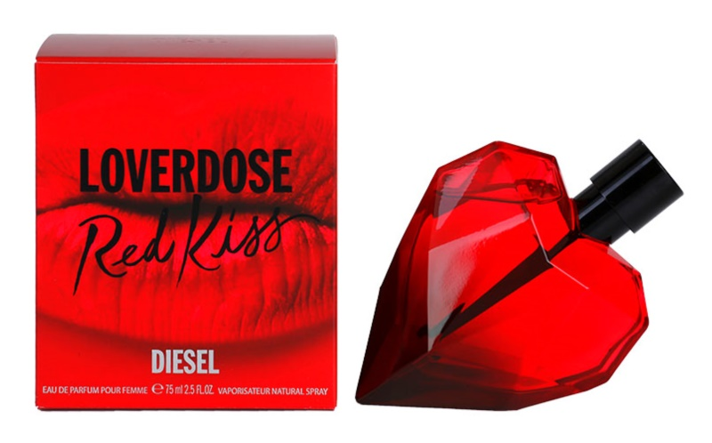 Diesel Loverdose Red Kiss Parfumovaná voda pre ženy 75 ml
