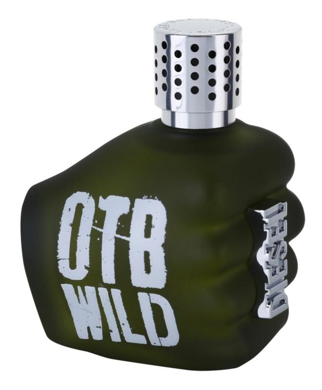 Diesel Only The Brave Wild Eau de Toilette for Men 75 ml