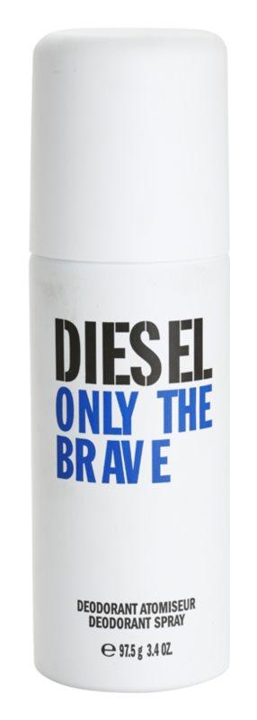Diesel Only The Brave dezodorant w sprayu dla mężczyzn 150 ml
