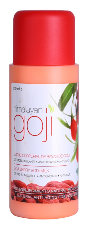 Diet Esthetic Himalayan Goji Body Lotion From Goji Berries