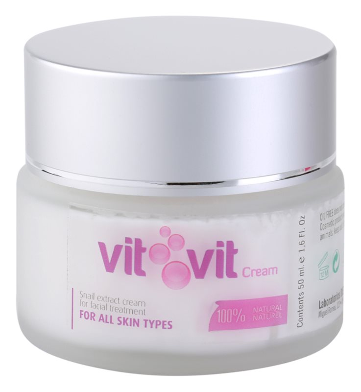 Diet Esthetic Vit Vit Cream With Snail Extract