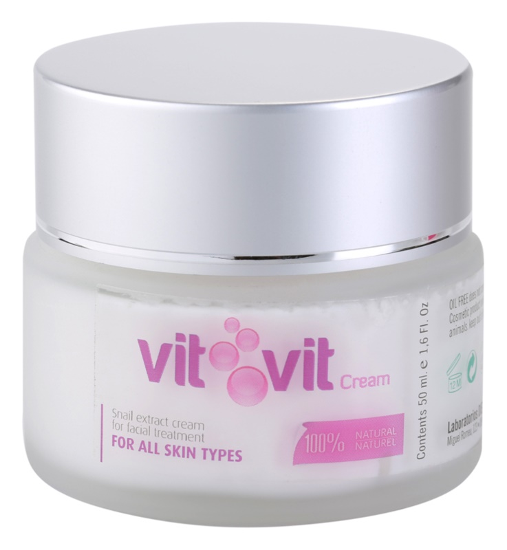 Diet Esthetic Vit Vit Crème  met Slakken Extract