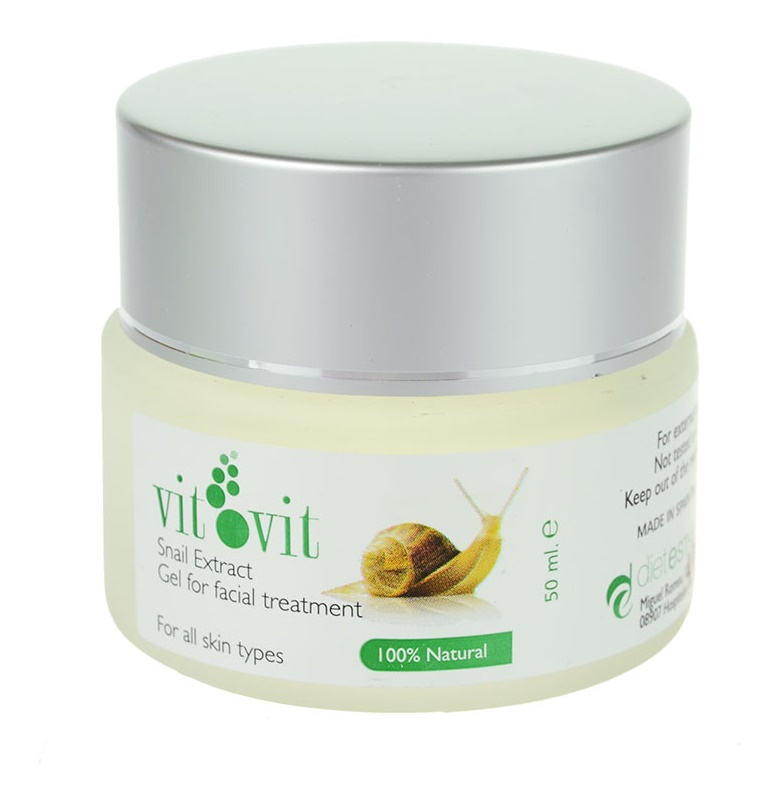 Diet Esthetic Vit Vit Facial Gel With Snail Extract