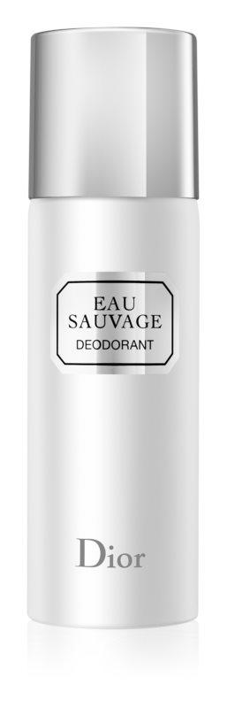 Dior Eau Sauvage deospray pre mužov 150 ml