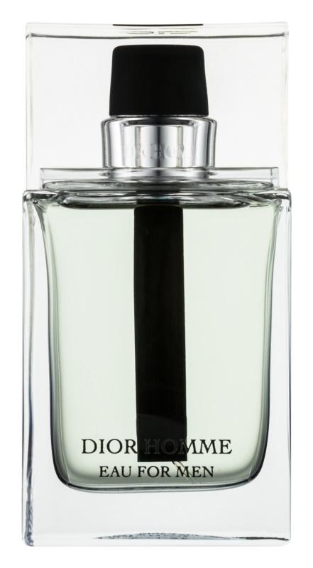 Dior Homme Eau for Men, Eau de Toilette for Men 100 ml   notino.se 0f23c12be11b