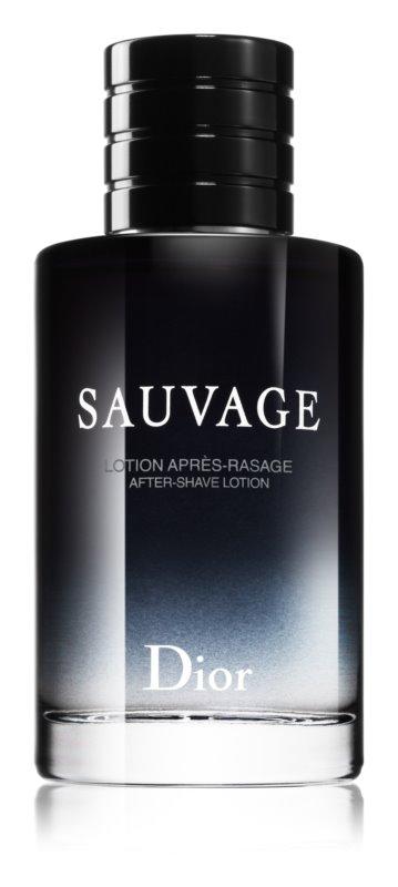 Dior Sauvage woda po goleniu dla mężczyzn 100 ml