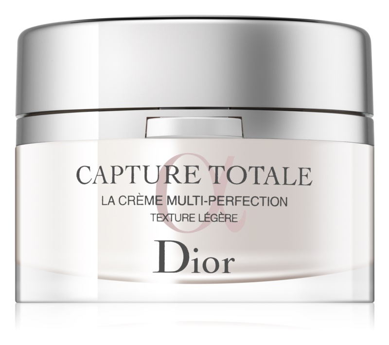 Dior Capture Totale lehký omlazující krém na obličej a krk