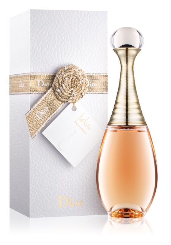 Dior J'adore Eau de Parfum voor Vrouwen  100 ml geschenkdoos met een lint