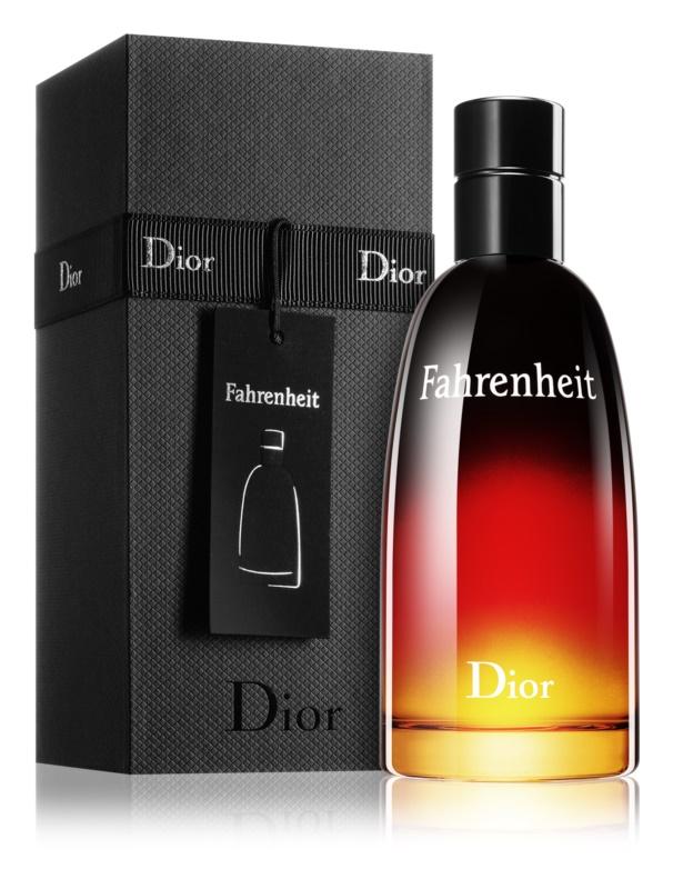 Dior Fahrenheit eau de toilette pentru barbati 100 ml Cutie cadou