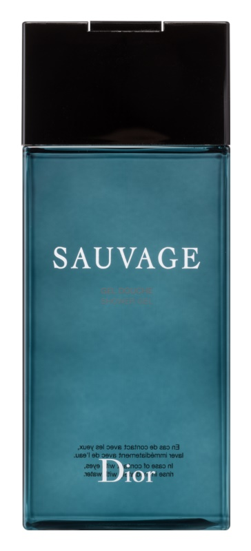Dior Sauvage Shower Gel for Men 200 ml