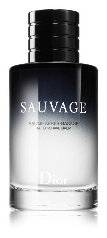 Dior Sauvage balsam po goleniu dla mężczyzn 100 ml