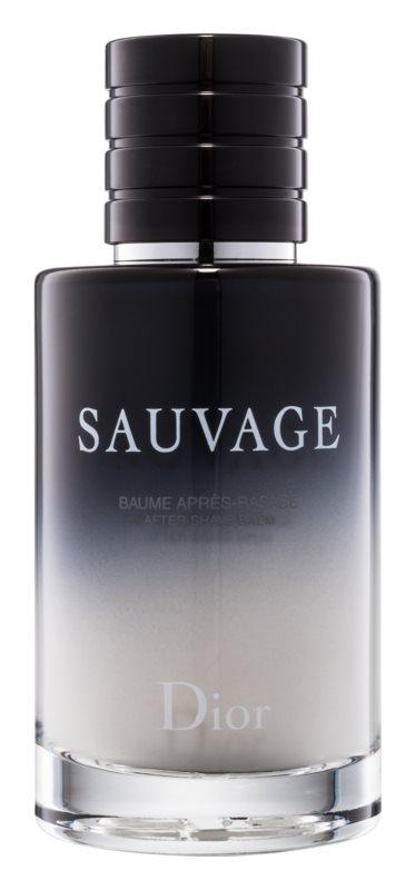 Dior Sauvage bálsamo after shave para hombre 100 ml
