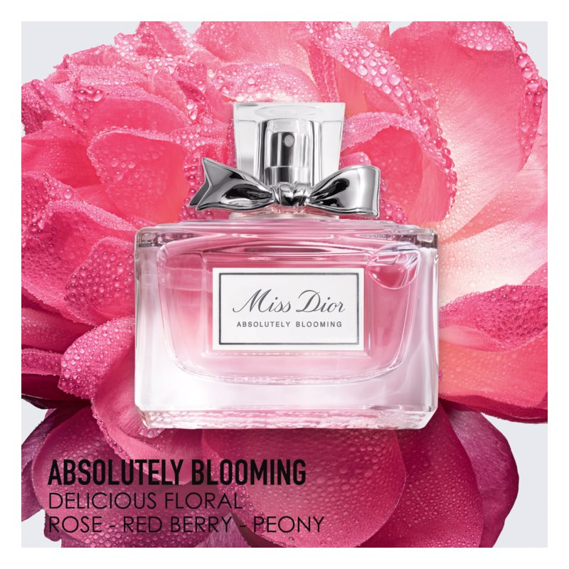 Dior Miss Dior Absolutely Blooming Eau de Parfum voor Vrouwen  50 ml