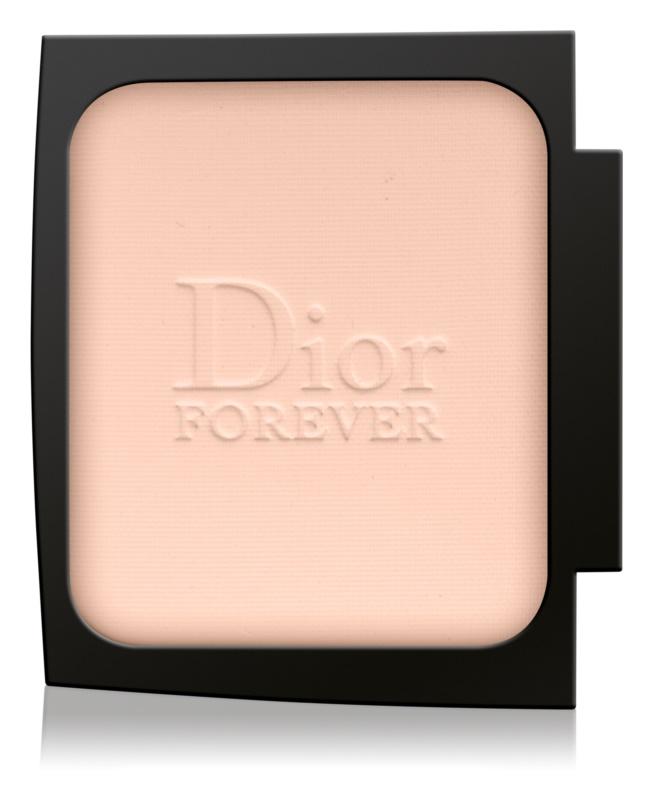 Dior Diorskin Forever Extreme Control матуюча компактна пудра для безконтактного дозатора