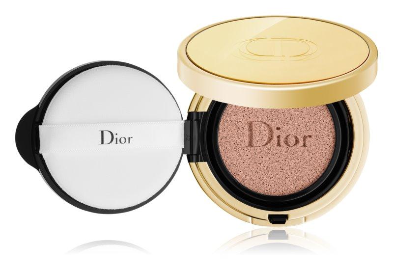 Dior Dior Prestige Le  Cushion Teint de Rose kompaktný make-up s revitalizačným účinkom SPF 50