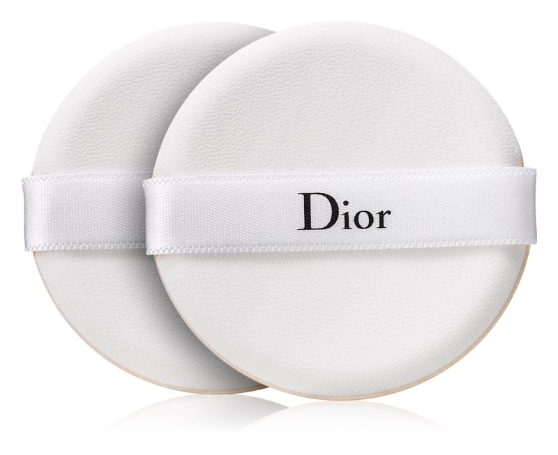 Dior Dior Prestige Le  Cushion Teint de Rose houbička na make-up 2 ks