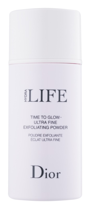 Dior Hydra Life Cleansing Powder with Exfoliating Effect