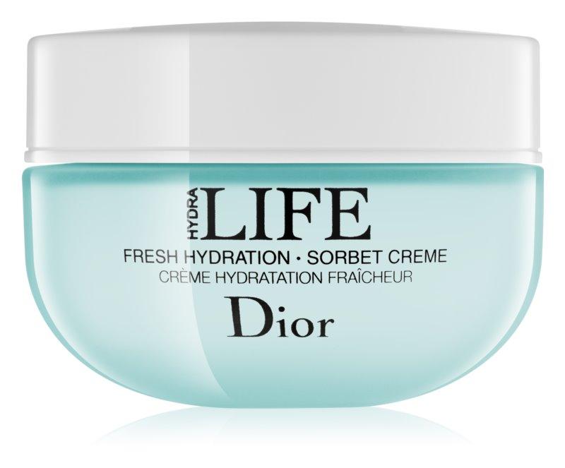 Dior Hydra Life Fresh Hydration hydratační krém pro všechny typy pleti
