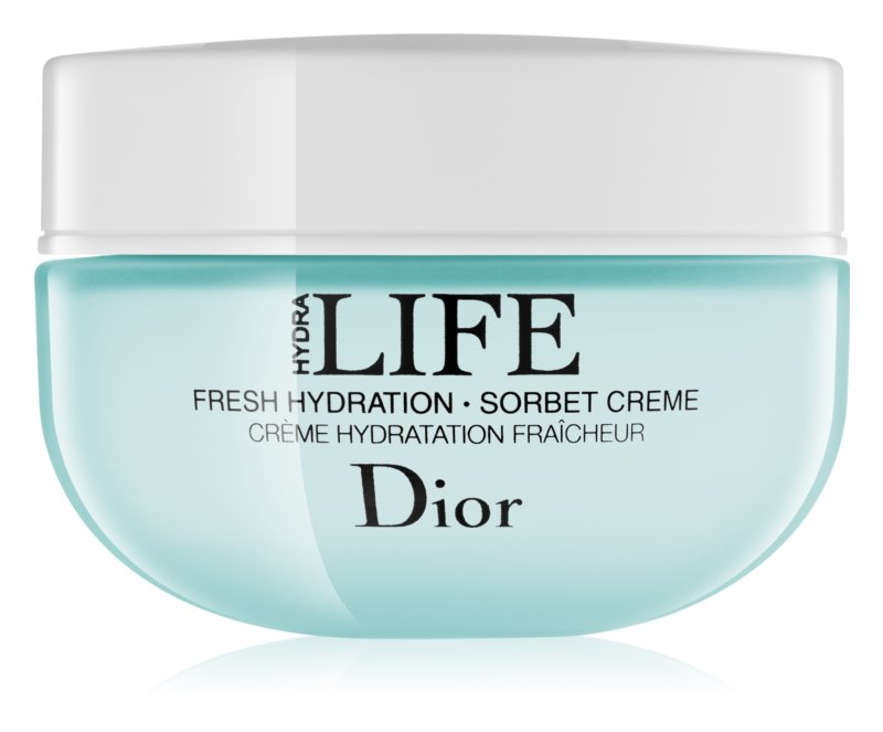 Dior Hydra Life Fresh Hydration hydratačný krém pre všetky typy pleti
