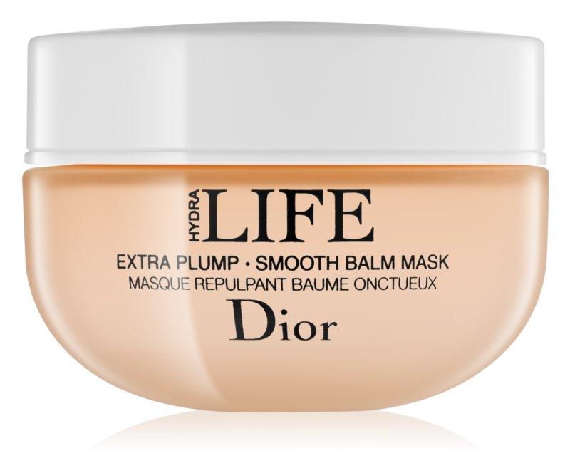 Dior Hydra Life Extra Plump маска-догляд