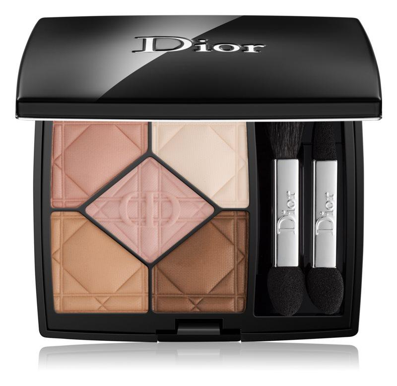 Dior 5 Couleurs paleta senčil za oči 5 barv