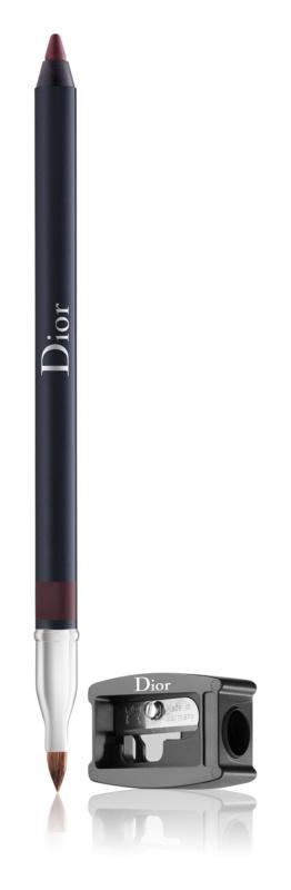 Dior Dior Contour ceruzka na pery  so strúhatkom
