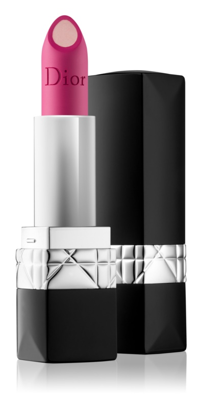 Dior Rouge Dior Double Rouge matná rtěnka s metalickým efektem